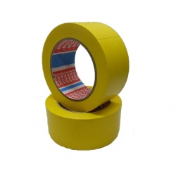 Taśma ostrzegawcza 50 MM 33 MB żółta Tesa 60760