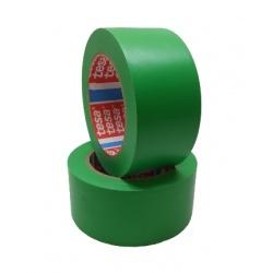 Taśma ostrzegawcza 50 MM 33 MB zielona Tesa 60760