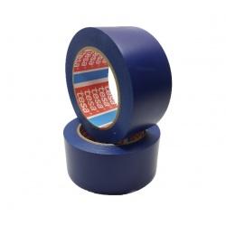 Taśma ostrzegawcza 50 MM 33 MB niebieska Tesa 60760