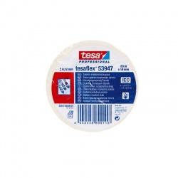 Tesa 53988 Taśma izolacyjna biała 19 MM 20 MB